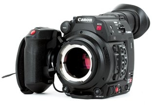 Canon EOS C200 PL Cinema Camera
