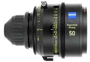 Zeiss Supreme Prime 50mm T1.5 (PL)