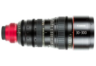 Canon CN-E 30-300mm T2.95-3.7 L SP PL