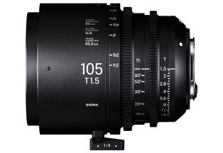 Sigma Cine 105mm T1.5 FF Prime (Canon EF)