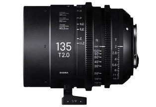 Sigma Cine 135mm T2.0 FF Prime (Canon EF)