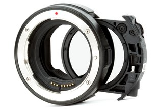 Canon EF-EOS R Drop-In Circular Polarizer Mount Adapter