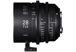 Sigma Cine 28mm T1.5 FF Prime (Sony E)