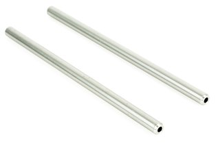 Wooden 15mm Rod Pair - 6in
