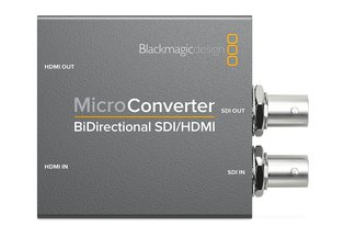 Blackmagic Micro Converter BiDirectional SDI/HDMI