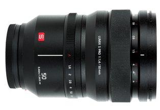Panasonic 50mm f/1.4 S PRO
