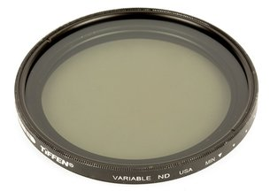 Tiffen 62mm Variable ND Filter