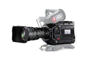 Blackmagic URSA Broadcast (B4) w/ Fujinon LA16x8BRM-XB1A