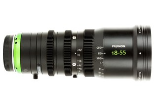 Fujinon MK18-55mm T2.9 for Micro 4/3