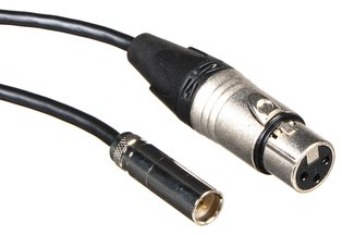 Blackmagic 19.5-Inch Mini XLR to XLR Female Cable