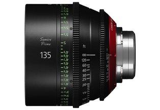 Canon CN-E 135mm T2.2 FP X Sumire (PL)