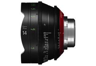Canon CN-E 14mm T3.1 FP X Sumire (PL)