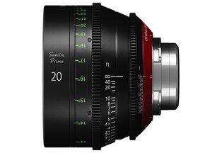 Canon CN-E 20mm T1.5 FP X Sumire (PL)
