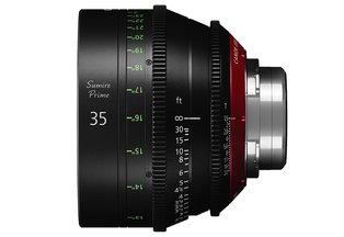 Canon CN-E 35mm T1.5 FP X Sumire (PL)
