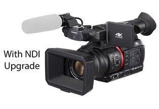 Panasonic AG-CX350 4K Camcorder w/ NDI Upgrade