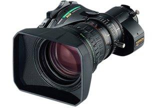 Fujinon XA20SX8.5BERM-K3 B4 Lens for 2/3 Sensors