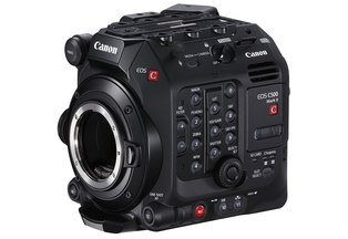 Canon EOS C500 Mark II 5.9K Full-Frame Camera (EF)