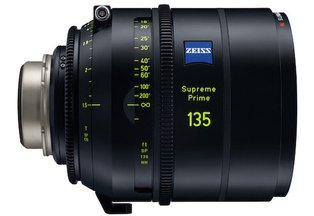 Zeiss Supreme Prime 135mm T1.5 (PL)