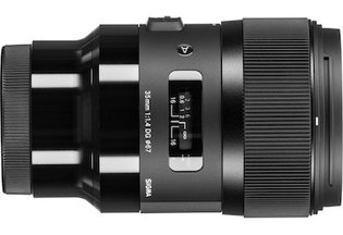 Sigma 35mm f/1.4 DG HSM Art for L-mount