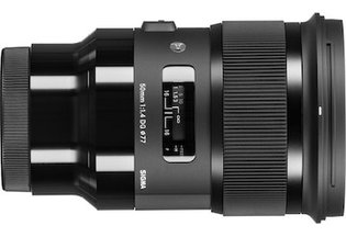 Sigma 50mm f/1.4 DG HSM Art for L-mount