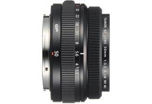 Fuji GF 50mm f/3.5 R LM WR