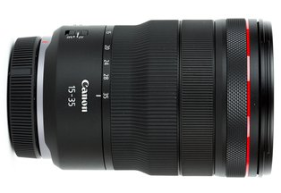 Canon RF 15-35mm f/2.8L IS