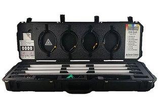 Quasar Science Rainbow Q50R RGBX Linear LED Lamp Quad Kit