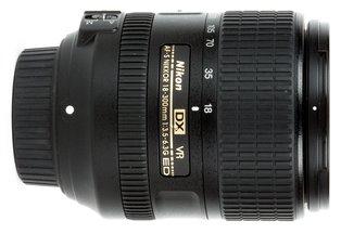 Nikon 18-300mm f/3.5-6.3G AF-S VR DX