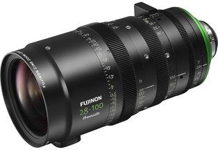 Fujinon 28-100mm T2.9 Premista Full Format Zoom Lens (PL)