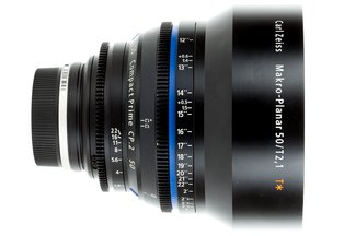 Zeiss Compact Prime CP.2 50mm T2.1 Makro (EF)