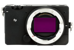 Sigma fp Mirrorless