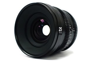 SLR Magic MicroPrime Cine 25mm T1.5 for Sony E