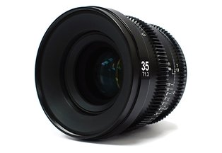 SLR Magic MicroPrime Cine 35mm T1.3 for Sony E