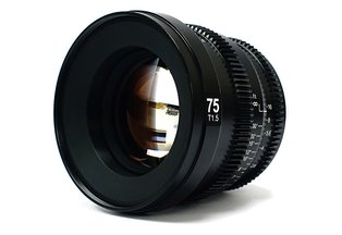 SLR Magic MicroPrime Cine 75mm T1.5 for Sony E