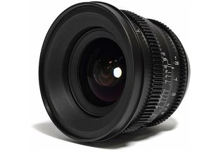SLR Magic MicroPrime Cine 18mm T2.8 for Micro 4/3