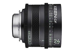 Rokinon Xeen CF 24mm T1.5 Pro Cine (EF)