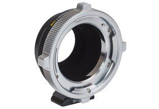 Metabones PL to Fuji X T CINE Adapter