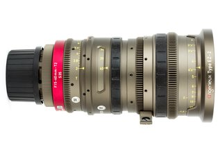 Angenieux EZ-2 15-40mm T2.0 S35 (PL)