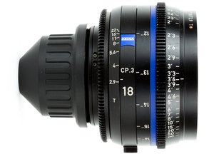 Zeiss CP.3 18mm T2.9 (PL)