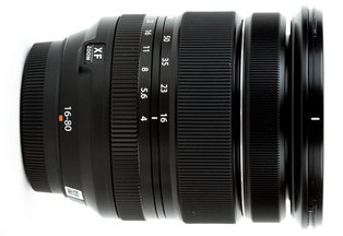 Fuji XF 16-80mm f/4 R OIS WR