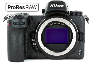 Nikon Z6 w/ ProRes RAW Upgrade