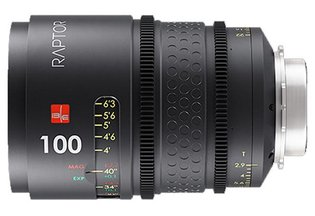 IB/E Optics Raptor 100mm T2.9 Macro Prime (PL)