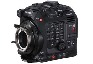 Canon EOS C500 Mark II 5.9K Full-Frame Camera (PL)