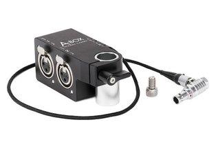 Wooden A-Box XLR Adapter for Arri Alexa Mini LF