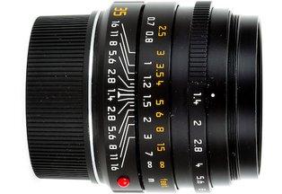 Leica 35mm f/1.4 Summilux M ASPH II