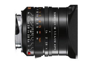 Leica 28mm f/1.4 Summilux-M ASPH