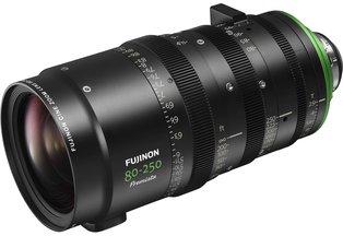 Fujinon Premista 80-250mm T2.9-3.5 Full Format Zoom (PL)