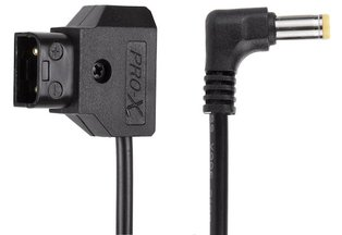 Wooden D-Tap to 12V DC Power for Sony FS / Pany EVA1 20-inch