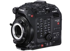 Canon EOS C500 Mark II 5.9K Full-Frame Camera (Locking EF-C)