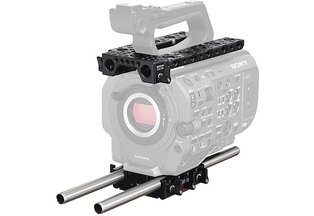 Wooden Unified Base Accessory Kit for Sony PXW-FX9